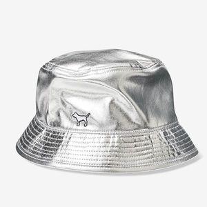 🆕🎩 Victoria's Secret PINK Bucket Hat 🎩🆕